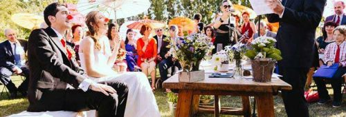 Maite y Javi boda organizada por loving lavanda