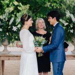 Rosalba y Mathias boda organizada por loving lavanda