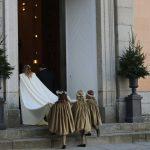 Colegiata boda de loving lavanda religiosa