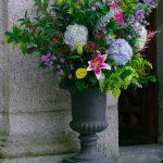 Colegiata loving lavanda boda religiosa flores