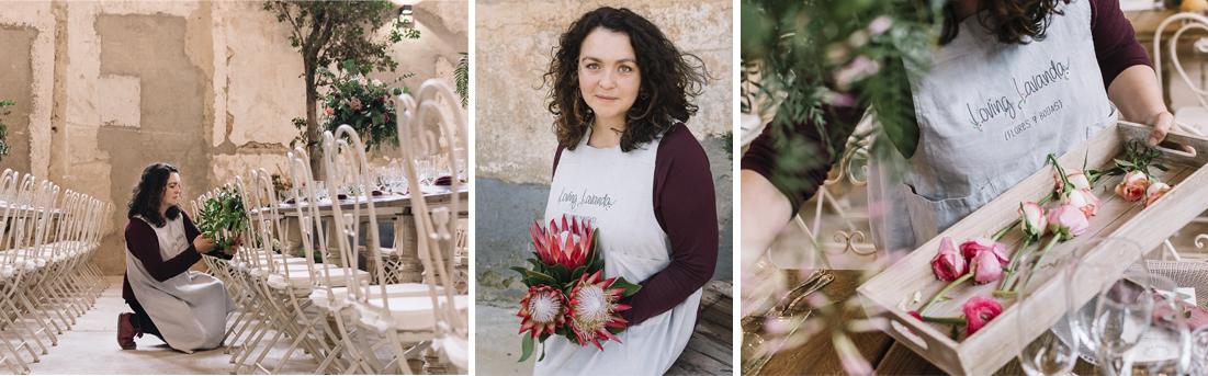 Loving Lavanda - Flores y Bodas - Diana