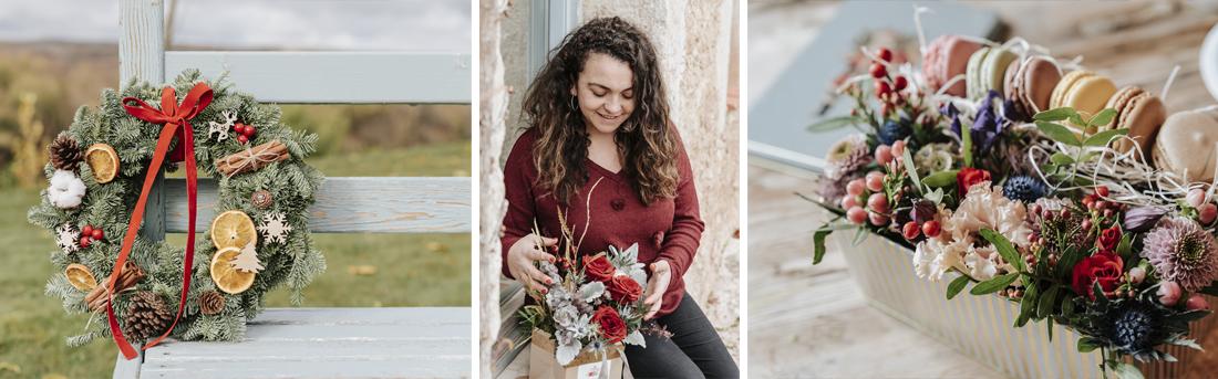 Catálogo de Navidad - Flores Segovia